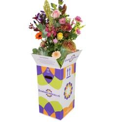 Bloemen laten bezorgen