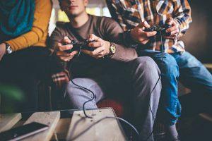 Gamen op de Xbox